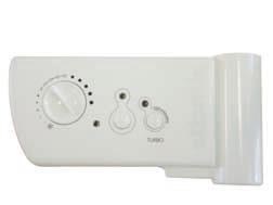 le boitier de commande multifonctions sèche-serviette Atlantic 2012