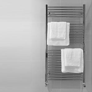 Le sèche-serviette