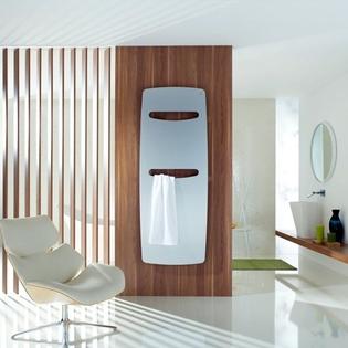 Sèche-serviette électrique ACOVA Nuage Blanc