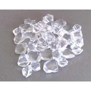 Pierre de synthèse en fibre de verre transparente - CHEMIN'ARTE