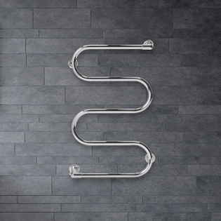 Sèche-serviette - LVI - Athena-S - Chrome