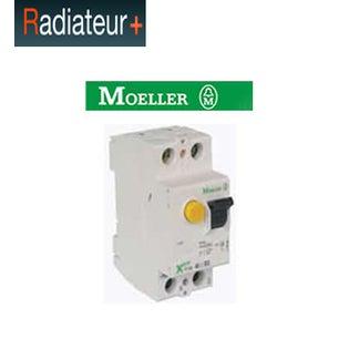 Interrupteur différentiel  2 x 40 A  30 mlA - MOELLER