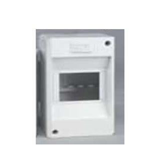Mini Coffret Cache bornes KLV-TC : 6 modules  IP 30 - MOELLER