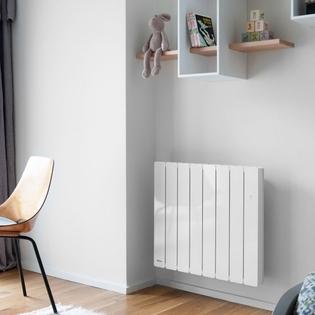 Radiateur bloc fonte Connecté  NOIROT Bellagio Smart EcoControl - Horizontal