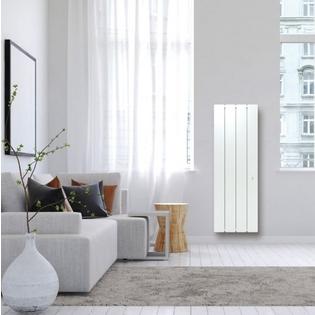 Radiateur bloc fonte Connecté  NOIROT Bellagio Smart EcoControl - Vertical