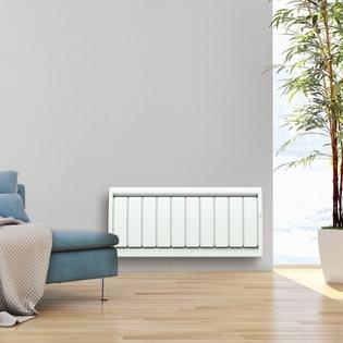Radiateur bloc fonte Connecté NOIROT Calidou Smart EcoControl Bas