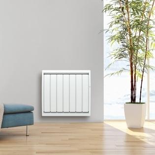 Radiateur bloc fonte Connecté NOIROT Calidou Smart EcoControl Horizontal