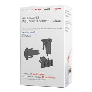 Kit Shunt MULLER INTUITIV pour installation par fil pilote - NOIROT