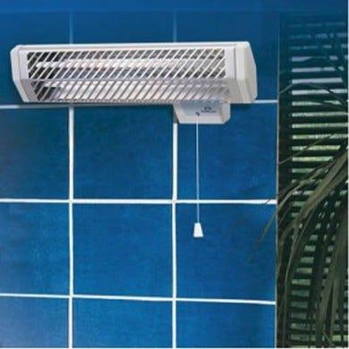chauffage salle de bain infrarouge